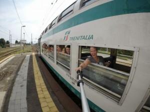 Duurzaam met de trein
