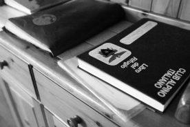 Serie 2: Schrijf je verhaal in het gastenboek (foto: Janneke Stoffelen)