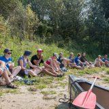 Spring Reizen kano kampeerweekend in de Biesbosch 03 (Bas Wetter)