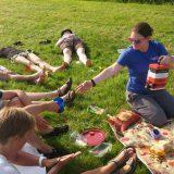 Spring Reizen kano kampeerweekend in de Biesbosch 06 (Joav Gertner)
