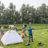 Spring Reizen kano kampeerweekend in de Biesbosch 08 (Bas Wetter)