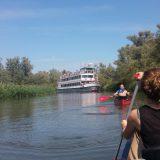 Spring Reizen kano kampeerweekend in de Biesbosch 14 (Joav Gertner)