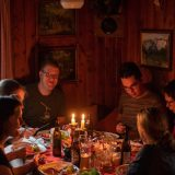 """03 's Avonds eten we in de gezellige Gasthof Poserhöhe waar we de enige gasten zijn (<a href=""""https://baswetter.photography"""" target=""""_blank"""" rel=""""noopener noreferrer"""">Bas Wetter</a>)"""