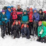 """05 We wandelen vandaag naar een andere berghut dan gepland, de Gamskarkogelhutte op 2467 m is niet bereikbaar vanwege lawinegevaar (<a href=""""https://baswetter.photography"""" target=""""_blank"""" rel=""""noopener noreferrer"""">Bas Wetter</a>)"""