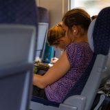 """35 In de trein terug rusten we wat uit, voor we echt moeten omschakelen naar ons dagelijks leven, maar met mooie herinneringen en bijbehorende foto's (<a href=""""https://baswetter.photography"""" target=""""_blank"""" rel=""""noopener noreferrer"""">Bas Wetter</a>)"""